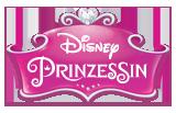 Disney Prinzessin Namensaufkleber