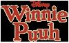 Disney Winnie Puuh Namensaufkleber