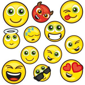 Reflektoren: Emoji