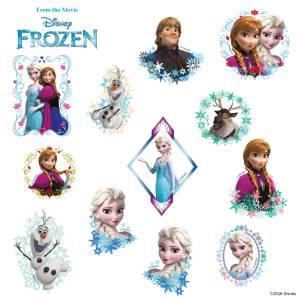 Reflektoren: Frozen