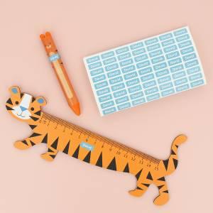 Mini-Aufkleber für Minidinge