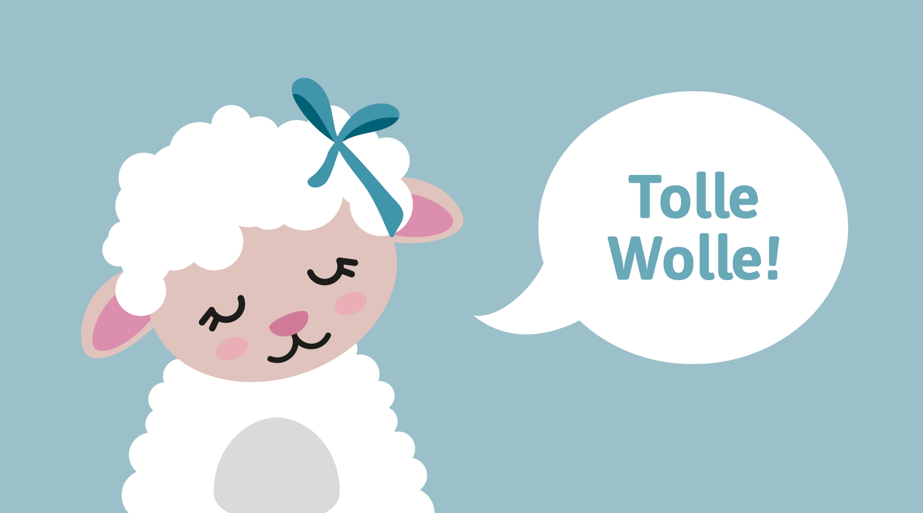 Tolle Wolle!
