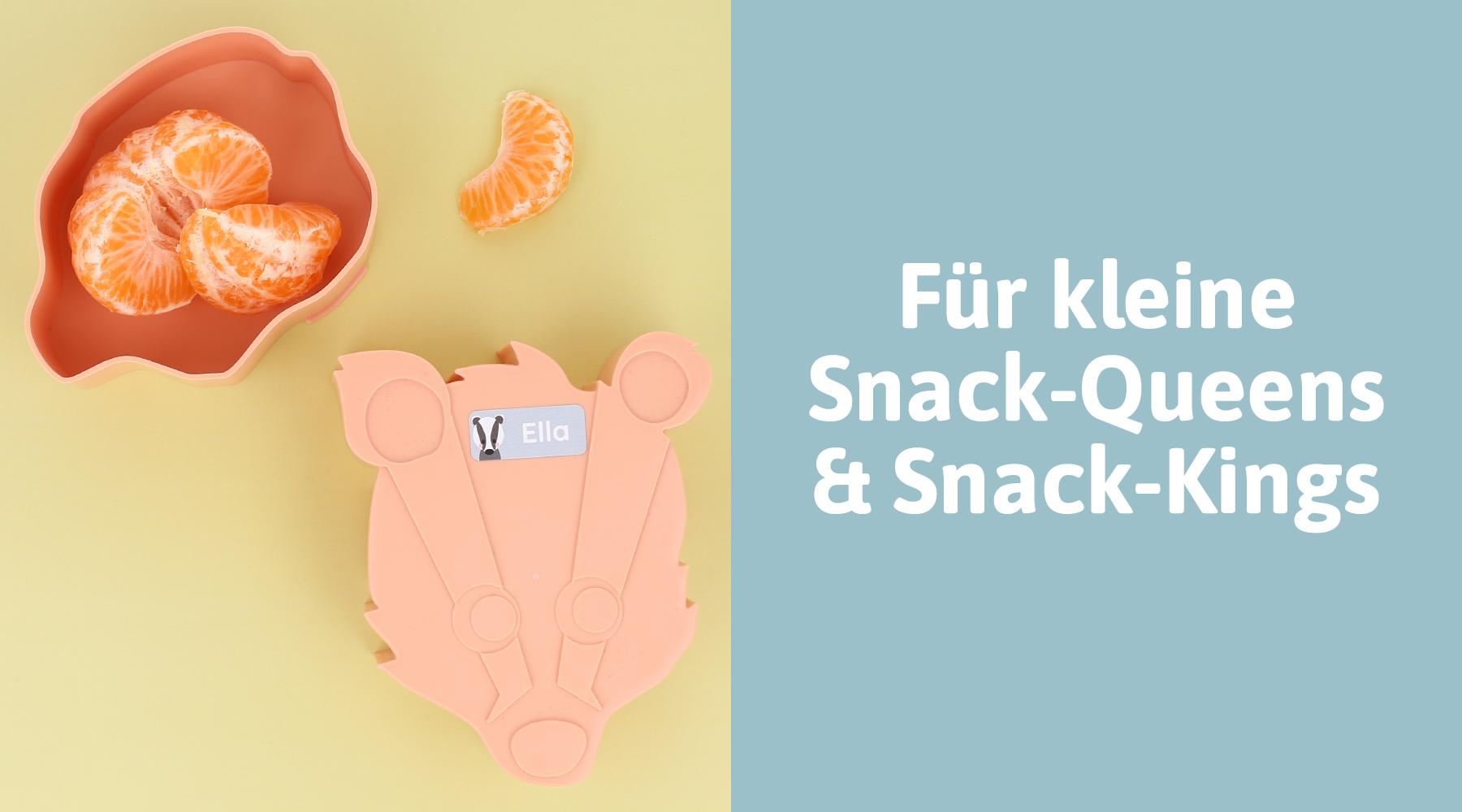 Kindergarten - Essen und Trinken leicht gemacht