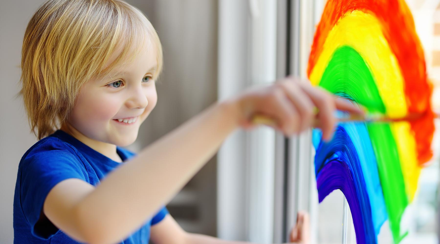Lustige Indoor-Aktivitäten für Kinder