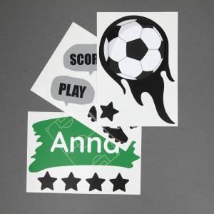 Tür-Sticker Sport