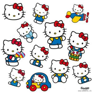 Hello Kitty Reflektoren